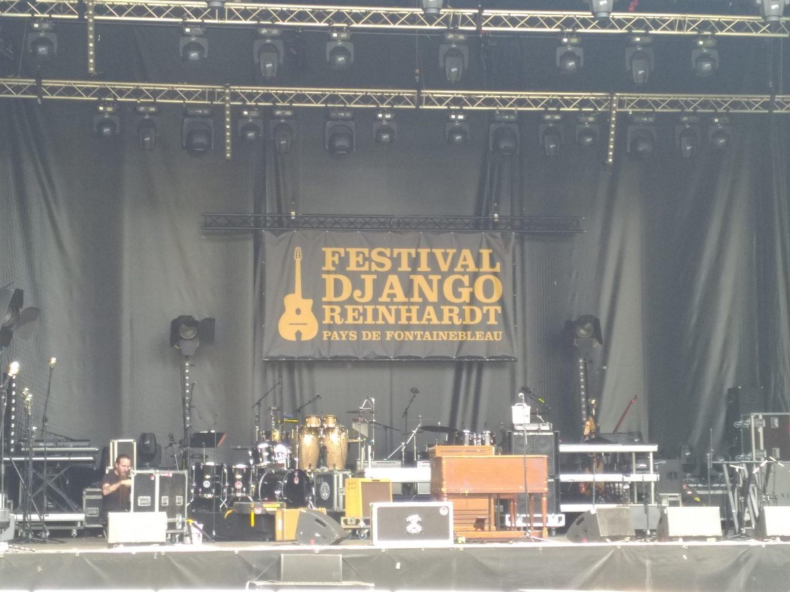 festival Django Reihnardt avec les vins du Clos du Roi à Coulanges la Vineuse