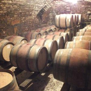 Visite de caves coulanges la vineuse en Bourgogne